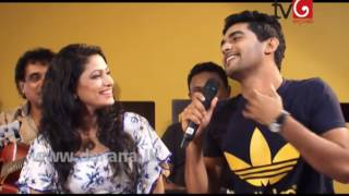 Tea Party with Vinu - 05th June 2016