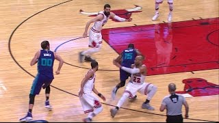 Kemba Walker's Quick Crossover Gets Defender to Fall | 01.02.17