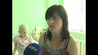 Story about Marina Loskutova on Ukrainian TV