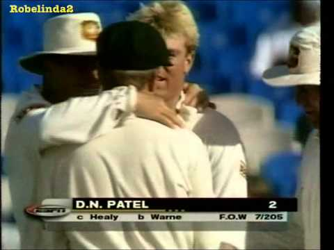 13 unseen early Shane Warne test wickets, very rare footage