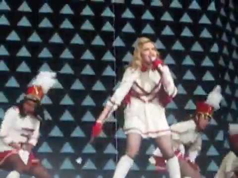 Madonna En Chile - Express Yourself - Golden Triangle.