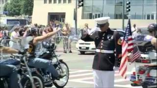 For The Saluting Marine