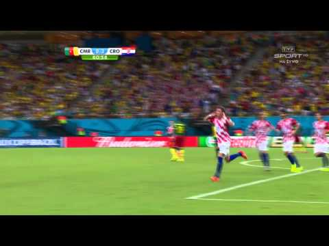 World Cup 2014 Group A Cameroon vs Croatia 2014 All Goals/Kamerun - Chorwacja