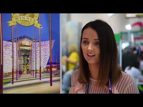 Assumpta O'Neill, leisure sales manager, Titanic Belfast