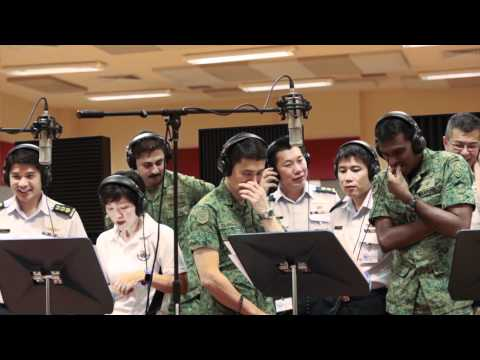 NDP 2012 Behind The Scenes -