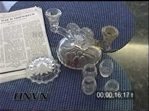 5/5/2002 Wreck of the Baja California Artifacts
