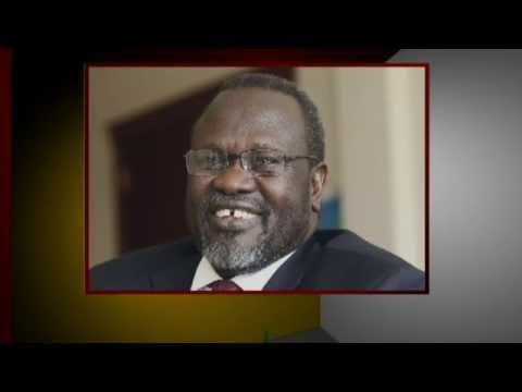 Straight Talk Africa: Riek Machar, former Vice President of South Sudan and Rebel Leader