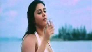 Hot and Sexy Namitha Beach Scene