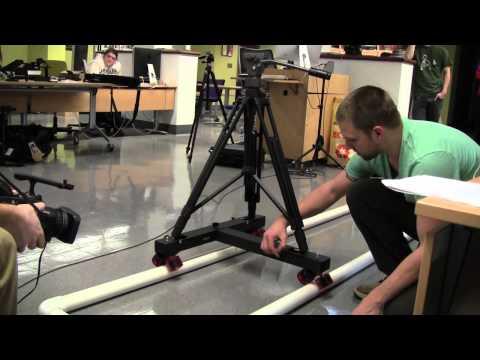 University of Oregon Cinema Studies: Exploring Music Video - Equipment Demo