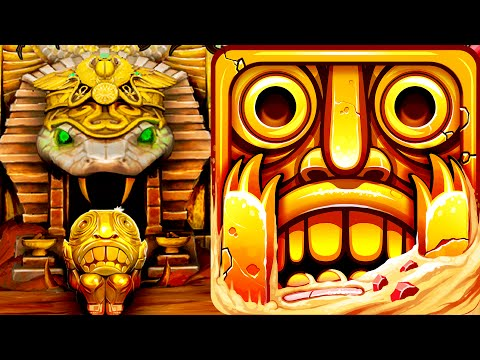 BLAZING SANDS!! Temple Run 2 Update (iPhone Gameplay)