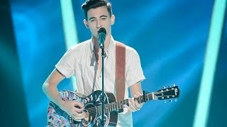 Isaac McGovern Sings I Need A Dollar | The Voice Australia 2014