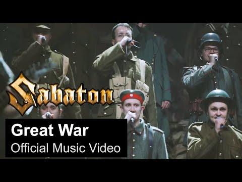 Download SABATON - Great War    Mp4 baru