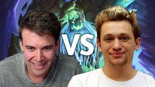 (Hearthstone) Kibler VS StanCifka: Kazakas Priest vs Midrange Paladin