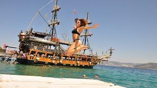 Bodrum Korsan Tekne Turu | Çılgın Parti Rezervasyon