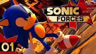 download lagu Sonic Forces Part 1 Sonic Defeated & Our Custom gratis