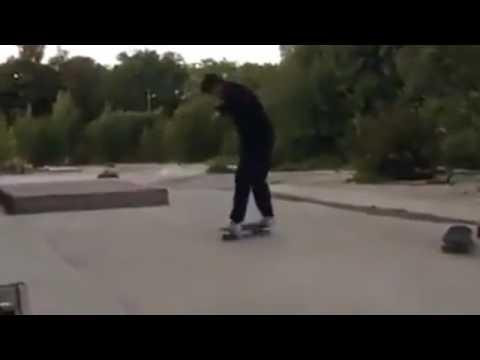 Next level skating @sammybethune | Shralpin Skateboarding