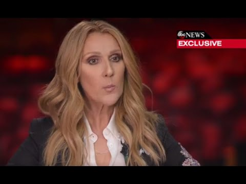 Celine Dion Interview | Comforting Her Kids after Husband's Rene Angelil's Death