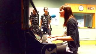 Rews - Can You Feel It? (New Voices, BBC Radio Ulster Acoustic Session)