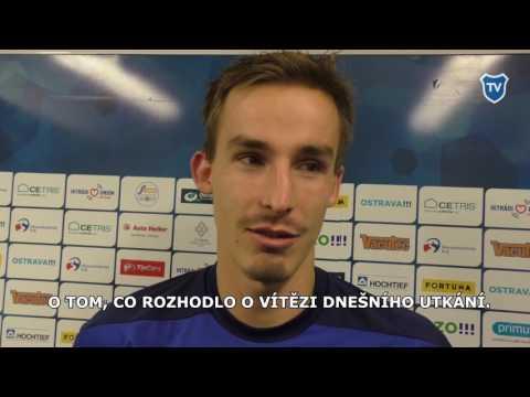 FNL: Rozhovor s Martinem Susem po utkání s Olomoucí (1:0).