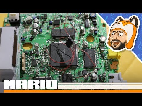 How to Install a Modchip in a PSOne (PS1 Slim)   MM3 PSOne Modchip Install Tutorial
