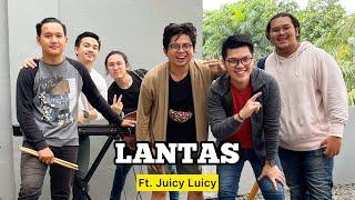 Lantas (Juicy Luicy) KERONCONG - Julian ft. Fivein #LetsJamWithJames