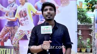 Sanjeev At  Inaya Thalaimurai Team Interview