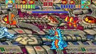 King of Monsters 2 Arcade Co op Pt 2