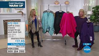HSN | Warm & Cozy Home 01.23.2020 - 04 PM