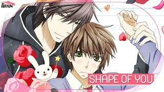 ?LimS??? SHAPE OF YOU MEP