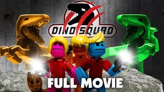 Dino Squad | Official Stikbot Movie