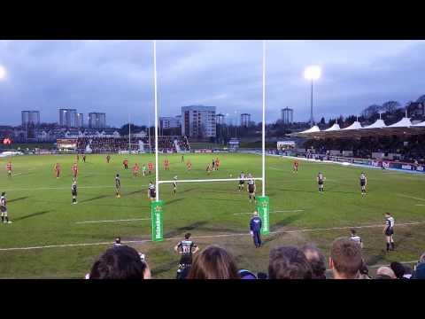 Jonny Wilkinson Scoring a Penalty