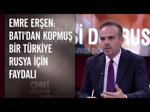 Emre Erşen: Batı'dan kopmuş bir Türkiye Rusya için faydalı