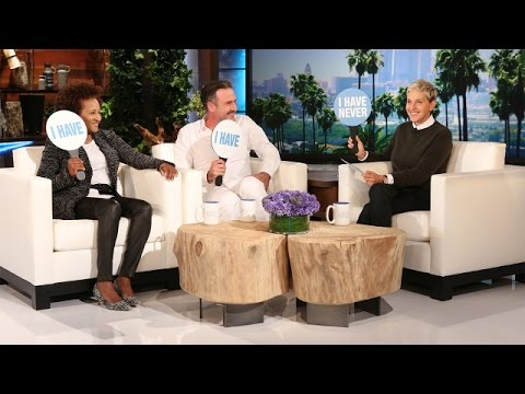 Wanda Sykes and David Arquette Play Never Have I Ever