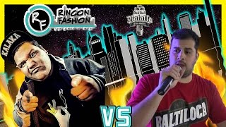 Final Papo Vs Sony Red Bull Batalla de los Gallos 2016 | Rinconfashion