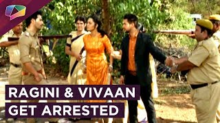 Vivaan And Ragini Finally Get Arrested | Udaan | Colors Tv