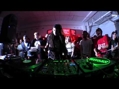 Mala Boiler Room London DJ Set