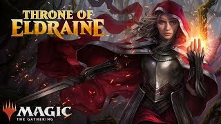 Magic the Gathering San Diego Comic-Con Recap: Throne of Eldraine and More