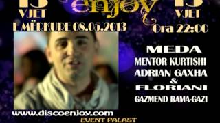 Disco Enjoy - 08.05.2013 (Reklama) - 13. VJET ENJOY