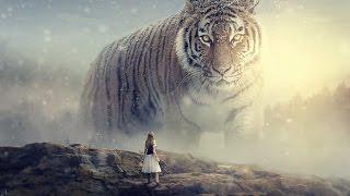 Big Tiger - Photoshop Manipulation Tutorial