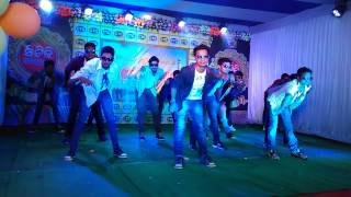 CTG annual Function 2015(Rocking Dudes)