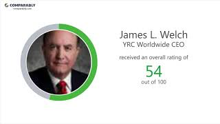 Working at YRC Worldwide - May 2018
