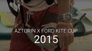 Aztorin na Ford Kite Cup 2015 - Martynika