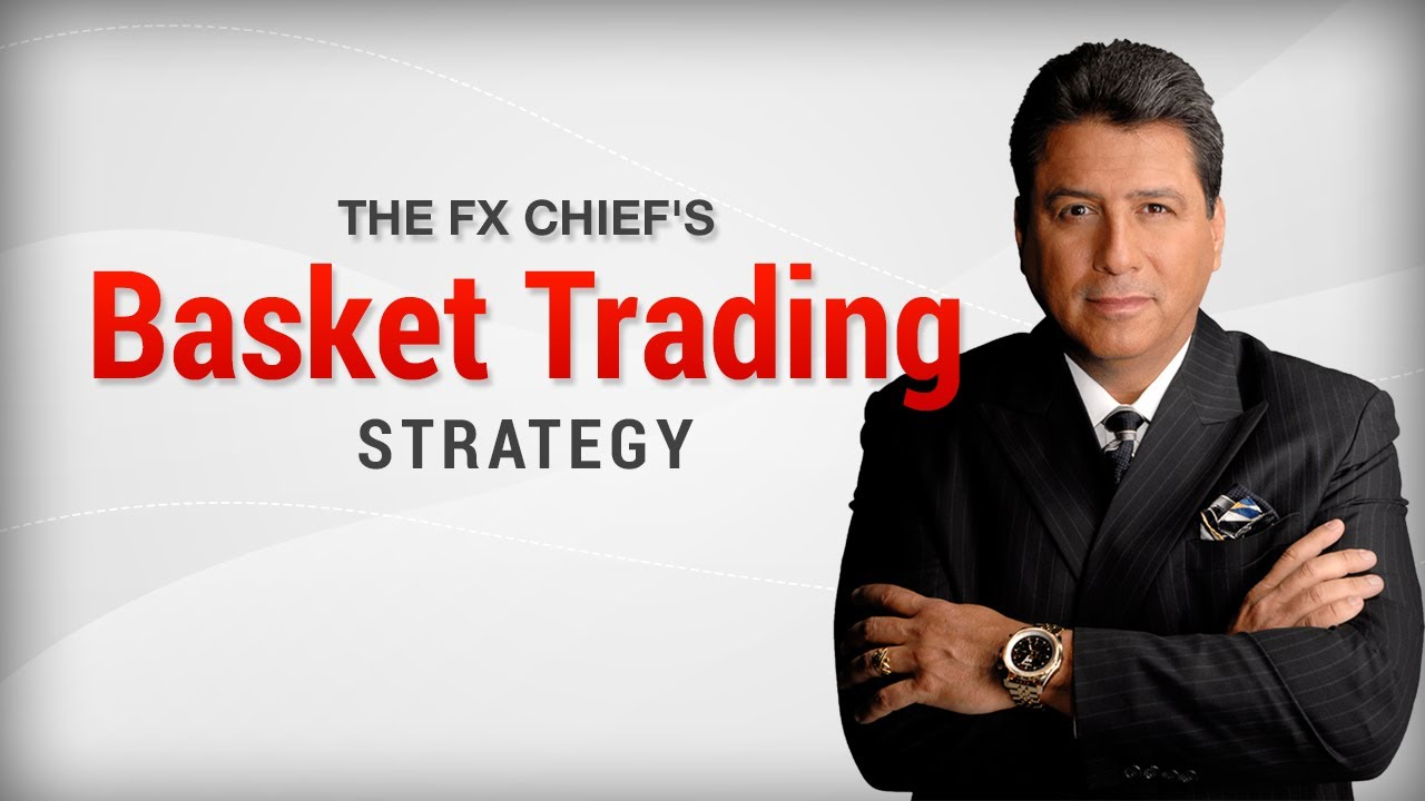 Currency basket trading strategy