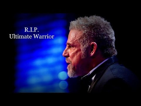 The Ultimate Warrior Has Passed Away