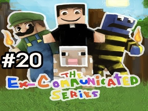 Minecraft: The Ex-Communicated Series w/Nova, SSoHPKC & Slyfox Ep.20 - Gay Tony Failed