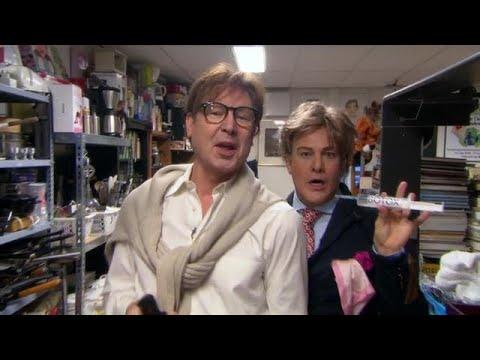 Frank en Rogier zoals je ze nog nooit zag - DE TV KANTINE