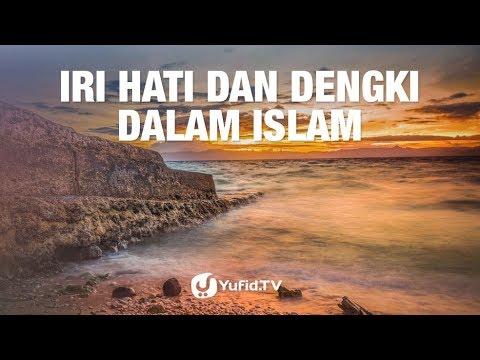 Iri Hati dan Dengki Dalam Islam - 5 Menit yang Menginspirasi