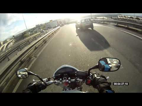 New Honda CB600F Hornet 2012 - Everyday communting