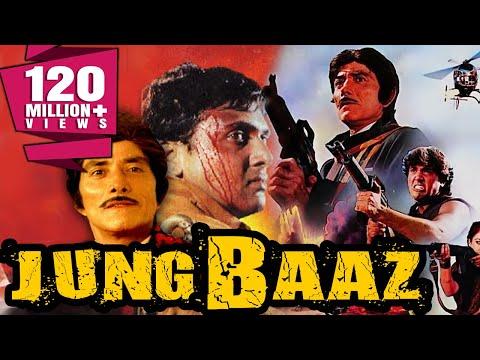 Jung Baaz (1989) Full Hindi Movie   Govinda, Madakini, Danny Denzongpa, Raaj Kumar, Prem Chopra