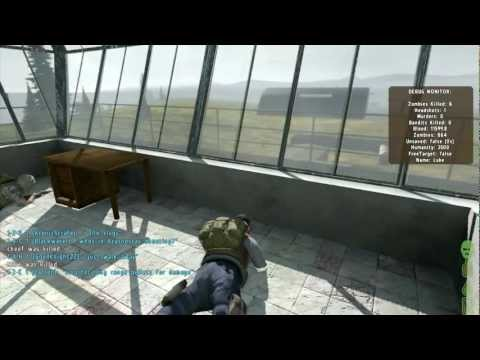 DayZ - A dirty bandit gets what he deserves